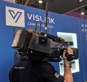 VISLINK TECHNOLOGIES AND GRASS VALLEY EXTEND PARTNERSHIP INTO THE 4K SPACE